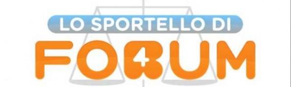 Rete 4 – Lo Sportello di Forum
