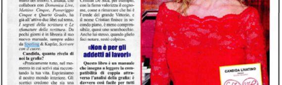 """Intervista su """"Vero"""" del 22 aprile 2016"""